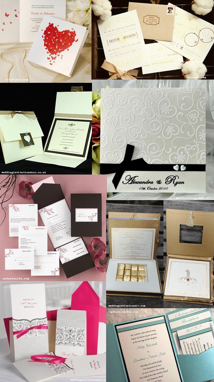 新婦さん必見!結婚式に使えるおしゃれな招待状の無料素材♪ | wolca